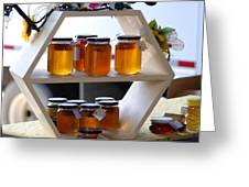 A Taste Of Honey Greeting Card