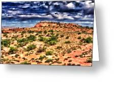 A Utah Landscape Greeting Card