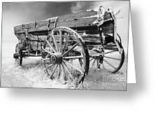 Farming Nostalgia Greeting Card