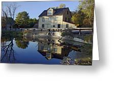 Abbotts Mill Greeting Card