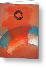 Aboriginal Ocean Greeting Card