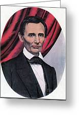 Abraham Lincoln, Republican Candidate Greeting Card