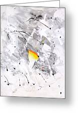 Abstraction 477-2013 Greeting Card