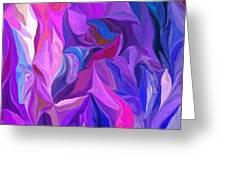 Abstract 022512 A Greeting Card