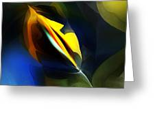 Abstract 051112 Greeting Card