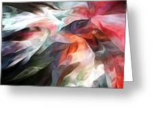 Abstract 062612 Greeting Card