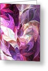 Abstract 072512 Greeting Card
