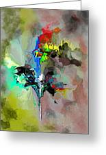 Abstract 082412-1 Greeting Card