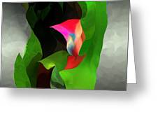 Abstract 091912a Greeting Card