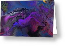 Abstract 112711a Greeting Card