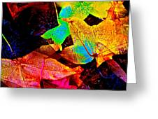 Abstract 130 Greeting Card