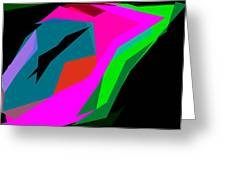Abstract 14 Greeting Card