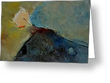 Abstract 170006 Greeting Card