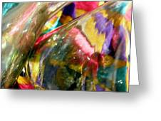 Abstract 1777 Greeting Card