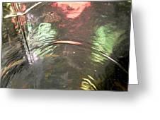 Abstract 1778 Greeting Card