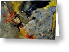 Abstract 181121 Greeting Card