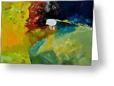Abstract 1811804 Greeting Card