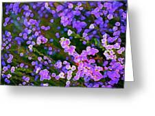 Abstract 207 Greeting Card