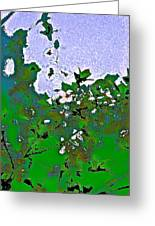 Abstract 218 Greeting Card