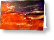 Abstract 3290 Greeting Card