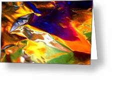 Abstract 3323 Greeting Card