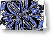 Abstract 47 Greeting Card