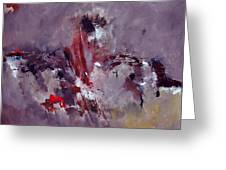 Abstract 6621301 Greeting Card