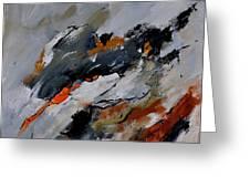 Abstract 66217020 Greeting Card
