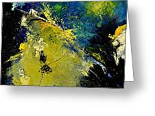 Abstract 66217090 Greeting Card