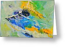 Abstract 6621803 Greeting Card