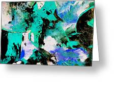 Abstract 690506 Greeting Card