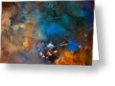 Abstract 69210151 Greeting Card