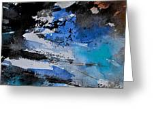 Abstract 69211050 Greeting Card