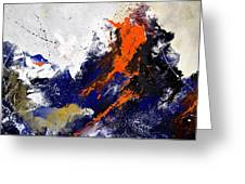 Abstract 6954238 Greeting Card