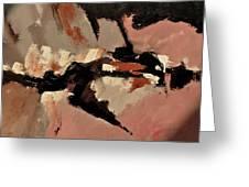 Abstract 69548 Greeting Card