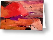 Abstract 695623 Greeting Card