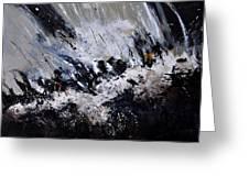 Abstract 7721202 Greeting Card