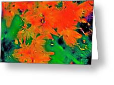 Abstract 83 Greeting Card