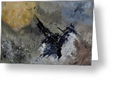 Abstract 88111102 Greeting Card