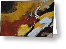 Abstract 88119011 Greeting Card