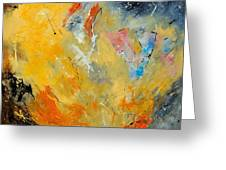 Abstract 8821012 Greeting Card