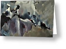 Abstract 8821205 Greeting Card