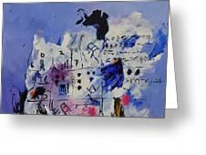 Abstract 8821501 Greeting Card