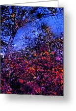 Abstract 94 Greeting Card