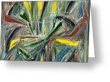 Abstract Art Fifteen Greeting Card
