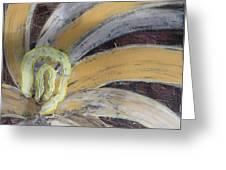 Abstract Ballerina Greeting Card