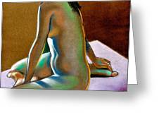 Abstract Beauty 15 Greeting Card