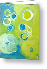 Abstract IIII Greeting Card