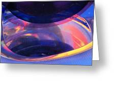 Abstract Light Color Series 2 No.19 Greeting Card
