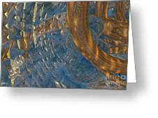 Abstract Water 5 Greeting Card